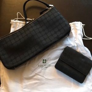 Kate Spade small purse with wallet